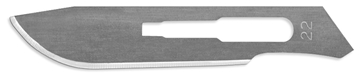 Picture of #22 Stainless Steel Blades - Box of 100