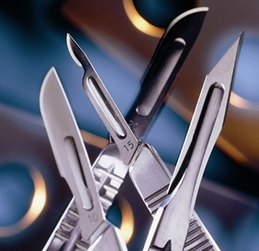 Picture for category Surgical Blades