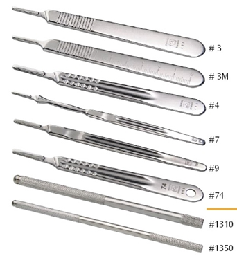 Picture for category Surgical Handles
