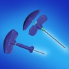 Picture of J-Style & I-Style Bone Marrow Biopsy Needles